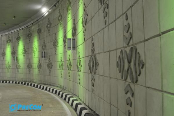 Dinding Motif
